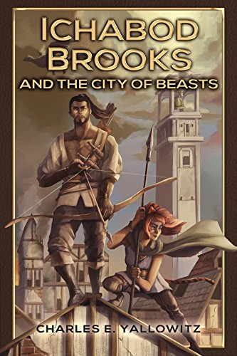 ebook: Ichabod Brooks & the City of Beasts (B00YLUHQRK)