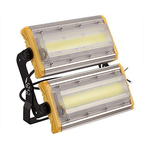 LED aire libre proyector 100W lámpara luz inundación