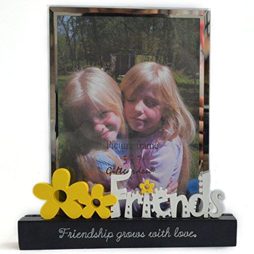Giftgarden® 13x18 Cornici in Vetro per Foto Regalo per Amici