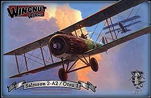 Wingnut Wingnut 32038 Salmson 2-A2/Otsu 1 - Juego de Accesorios de Montaje, Escala 1:32