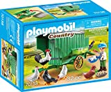 PLAYMOBIL 70138 Country Mobiles Hühnerhaus, bunt