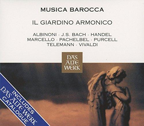 Musica Barocca [Import allemand]