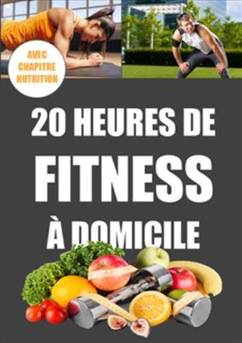 20 heures de fitness à domicile