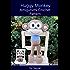 Huggy Monkey Amigurumi Crochet Pattern (Big Huggy Dolls Book 3)