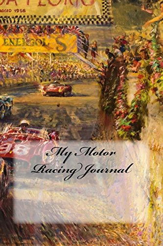 My Motor Racing Journal por Wild Pages Press