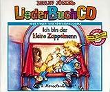 LiederBuchCD: Ich bin der kleine Zappelmann - Neue Finger- und Körperspiellieder