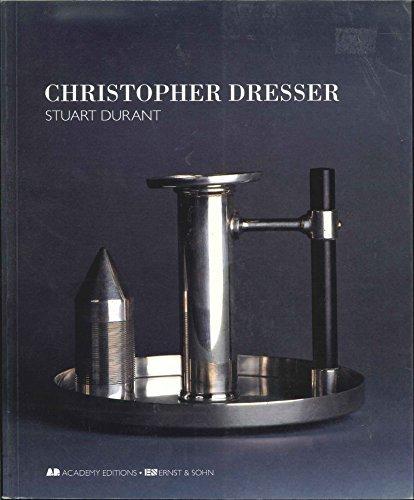Christopher Dresser (Art & Design Monographs) by S Durant (1993-03-15) Christopher Dresser