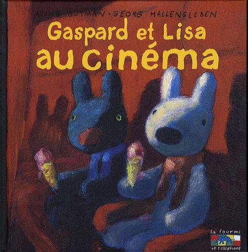 Les catastrophes de Gaspard et Lisa, Tome 25 : Gaspard et Lisa au cinéma