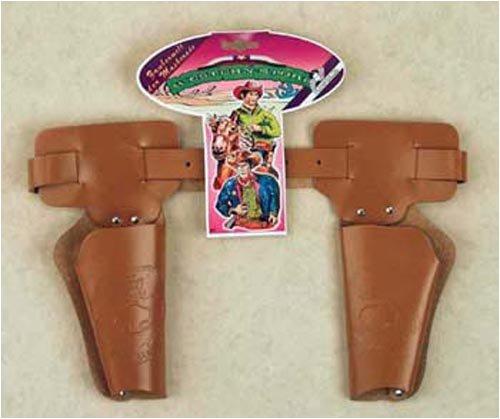 Doppelholster Lederkombination ca.90cm -