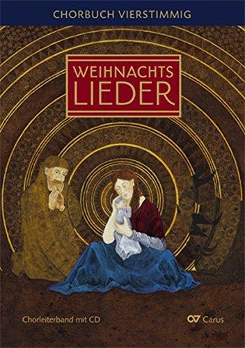 (Advents- und Weihnachtslieder SATB: Chorbuch für vier- bis achtstimmig gemischten Chor (LIEDERPROJEKT))