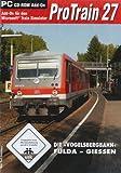 Train Simulator - ProTrain 27: Fulda - Gießen