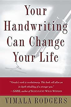 Your Handwriting Can Change Your Life by [Rodgers, Vimala]