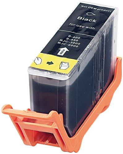 Preisvergleich Produktbild iColor Color Packs Kompatible Tintenpatronen Für Canon Tintenstrahldrucker: Color-Pack für CANON (ersetzt BCI-3eBK + BCI3/6-C/M/Y) (Druckerpatronen)