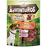AdVENTuROS Hundesnack Mini Stick, 6er Pack (6 x 90 g)
