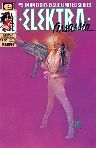 Elektra: Assassin (1986-1987) #5 (of 8) (English Edition)