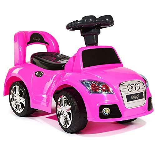 bopster� Ride On Sports Car 12-36 months - Pink