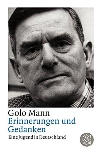 Golo Mann par Golo Mann