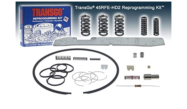 Jeep Dodge 45RFE 5-45RFE 68RFE Transgo Reprogramming Kit