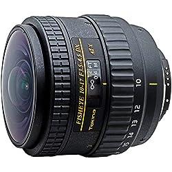 Tokina AT-X107DX NH N/AF Objectif AF 10-17 mm Fisheye NH Monture Nikon Noir
