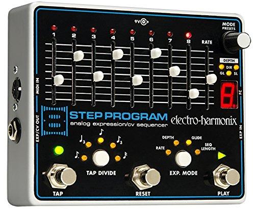 8-Step Program Analog Expression CV Pedal secuenciador