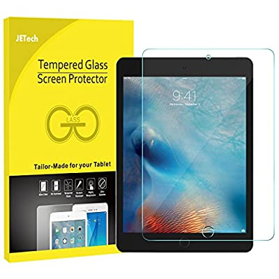 JETech 0900-SP-IPAD-MINI4-GLASS Screen Protector for Apple iPad Mini 4, Tempered Glass