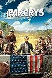 Far Cry 5 Poster Teaser (61cm x 91,5cm) + Ü-Poster
