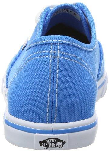 Vans  U AUTHENTIC LO PRO  (NEON) BLUE, basket mixte adulte Bleu - Blau ((Neon) blue)
