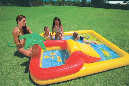 Intex 57454NP - Ozean Play Center, 254 x 196 x 79 cm -