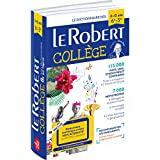 Dictionnaire Le Robert Collège et son dictionnaire en ligne - 11 /15 ans - 6e-5e-4e-3e...