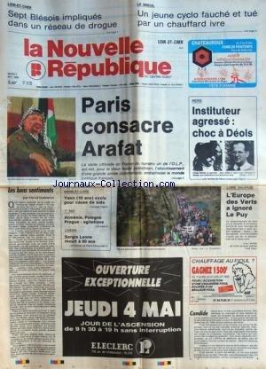 NOUVELLE REPUBLIQUE (LA) [No 13556] du 0...