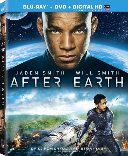After Earth (Blu-ray + DVD + Digital HD with Ultra Violet) by Jaden Smith