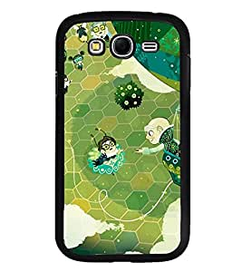 Fuson Premium 2D Back Case Cover Cartoon With Multi Background Degined For Samsung Galaxy Grand Neo Plus::Samsung Galaxy Grand Neo Plus i9060i
