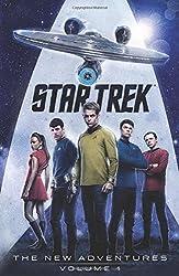 Star Trek: New Adventures Volume 1 (Star Trek: the New Adventures) by Mike Johnson (2014-12-30)