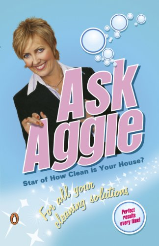 Ask Aggie: For All Your Cleaning Solutions (English Edition)