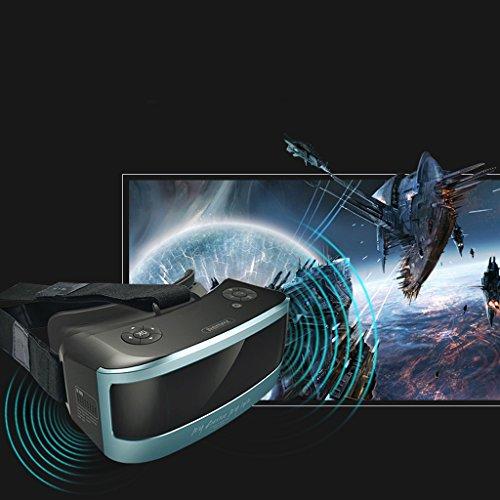VR-one 3D Kino Gläser Virtual Reality Game Helm Headset 1080P Acht-Core-CPU scharfe HD-Bildschirm...