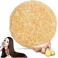 Preisvergleich für Haar-Shampoo-handgemachte Seife, natürliches Pflanzenextrakt-ätherisches Öl nähren Kopfhaut-Haar-Wachstums-Bad...