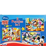 Frank Disney's Mickey Mouse & Friends Puzzle for 5 Year Old Kids