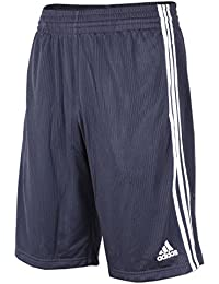 d1b7b0c8f0e9 adidas Herren Triple Up Short Basketball Fitness Sportshort Knielang