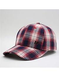 BFQCBFSG Uomini E Donne Berretti da Baseball Reticolo Cappelli Inglesi  Cappelli Ricurvi Moda Cappelli Primavera E a0dab8573239