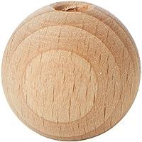 efco - Bolas de madera, 25mm 8Stück