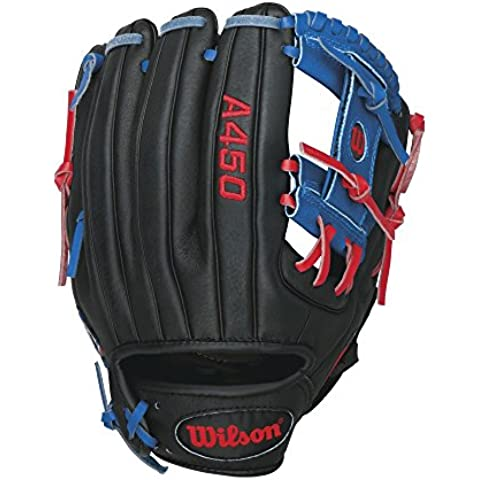 Wilson A450 Advisory Ramirez Guanto da Baseball,