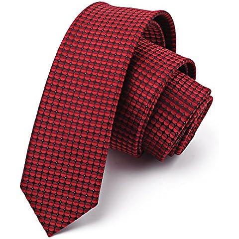Daffari casual cravatta