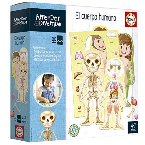 Imagen de Juegos Infantiles Educativo Educa por menos de 10 euros.