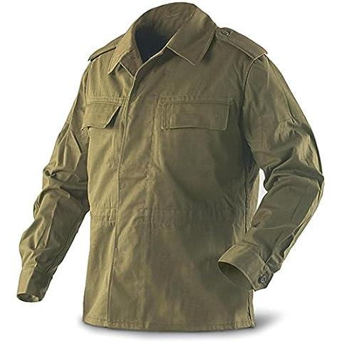 New para hombre Campo Militar del Ejército Chaqueta de combate BDU Abrigo Vintage Surplus