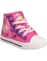 MIA & ME - Zapatillas de deporte de Material Sintético para niña