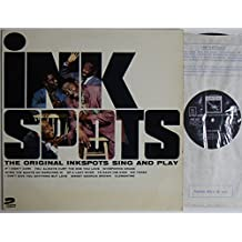 "The Ink Spots - The Original Inkspots Sing And Play - 12"" LP - Presto / Saga PRE 650 - UK Press"