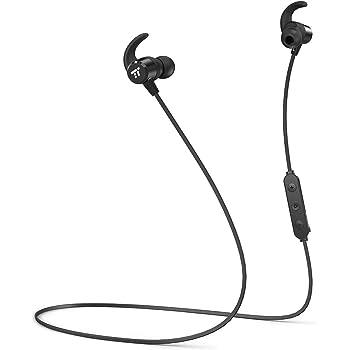 TaoTronics Cuffie Bluetooth 4.2 Magnetiche Auricolari IPX6 Wireless  Impermeabili a Prova di Sudore 8 Ore Riproduzione Cuffie Sport Leggere per  la Corsa con ... 3b251dc8492d