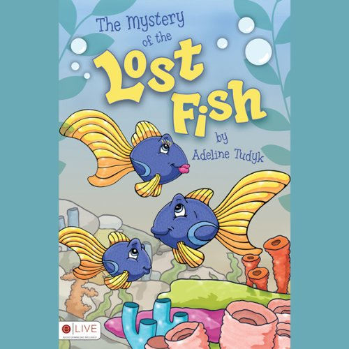The Mystery of the Lost Fish  Audiolibri