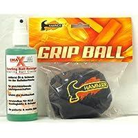 EMAX de bowling et nettoyant + Marteau à bille Grip Ball