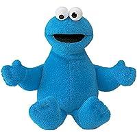Grund - Peluche Beanbag Di Cookie Monster (Muppets, Sesame Street), 15 Cm